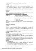 hall sportif - règlement temporaire d´ordre intérieur - Echternach - Page 2