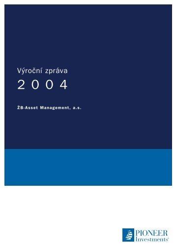 česká - Pioneer Investments