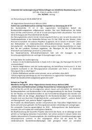 B 73 mit Antwort der Landesregierung - Daniela Behrens