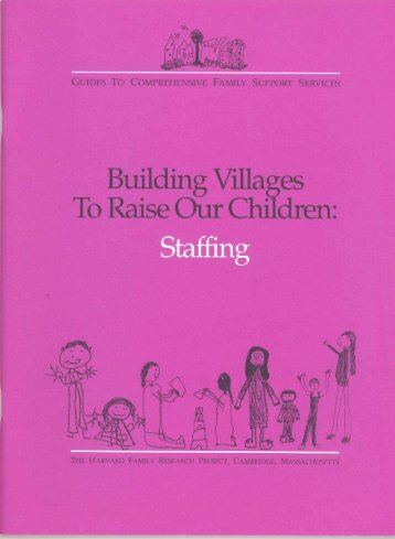 Download a PDF of this publication - Harvard Family Research Project