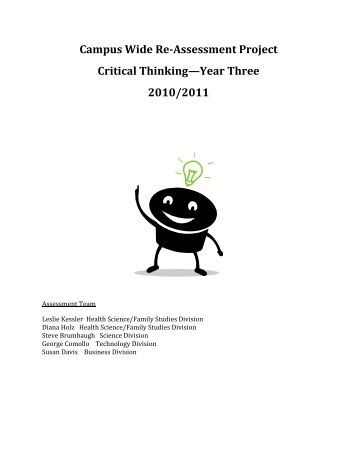 Why Critical Thinking    Peter Facione   YouTube DocPlayer net