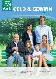 Auch als PDF verfügbar. - PSD Bank Niederbayern-Oberpfalz eG