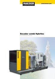Secador combi Hybritec - Distritec sa