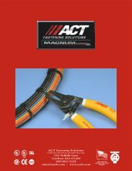 Catalog - Electronic Fasteners Inc