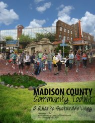 This page intentionally blank. - The Madison County Council of ...