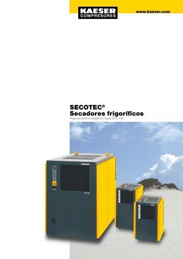 SECOTEC® Secadores frigoríficos