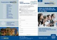 Salesmasters 2012, bitte anmelden unter - Steffen Ritter - Blog