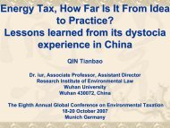 Workshop 5 - The Eighth Annual Global Conference on ...
