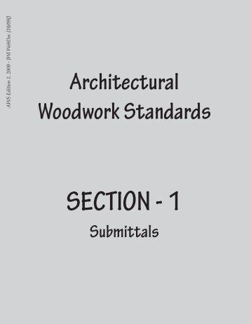 Duke school construct for Millwork definition