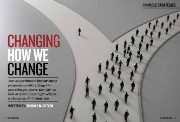 Changing How We Change - Pinnacle Strategies