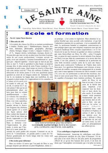 Sainte-Anne n° 192 - La Porte Latine