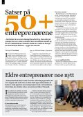 Skaper nye virksomheter - Senter for seniorpolitikk - Page 4