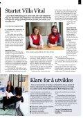 Skaper nye virksomheter - Senter for seniorpolitikk - Page 7