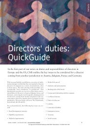 55_69 JULY_AUGUST Directors duties.qxd - CMS Derks Star ...
