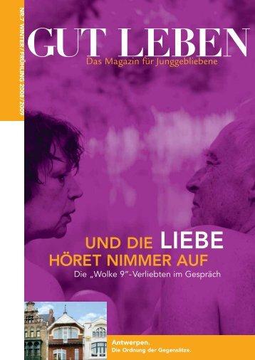 """Die """"Wolke 9"""" - magazin gut leben"""