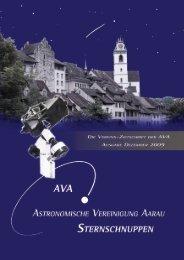 Sternschuppen-Ausgabe Dezember 2009 - Astronomische ...