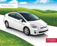 Prius 2011 - Toyota Canada