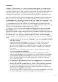 Projet de rapport - Oncosuisse - Page 4