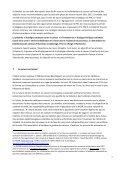 Projet de rapport - Oncosuisse - Page 5