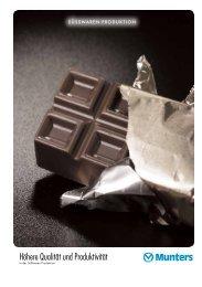 Anwendungen in der Süßwaren-Industrie - Munters