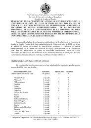 Vicerrectorado de Estudiantes e Inserción Laboral Servicio de ...