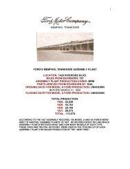 BILL OF SALES…MEMPHIS, TENNESSEE - Steve Plucker