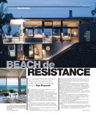 RESISTANCE - Robert Mills Architects