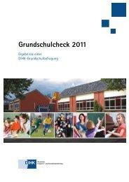 DIHK_Grundschulcheck_Auswertung 2011.pdf - IHK Wirtschaft und ...