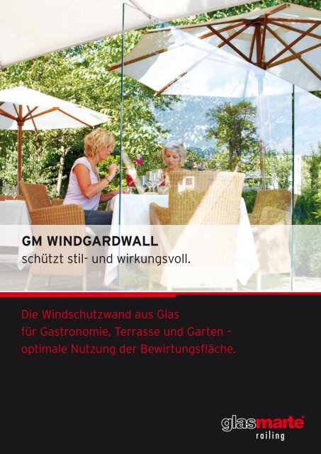 GM WINDGARDWALL - Promozone
