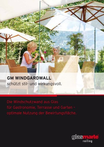 GM WINDGARDWALL - Promozone