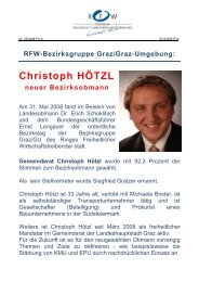 RFW-Brief, 3/2008