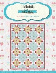 Tablecloth - Riley Blake Designs