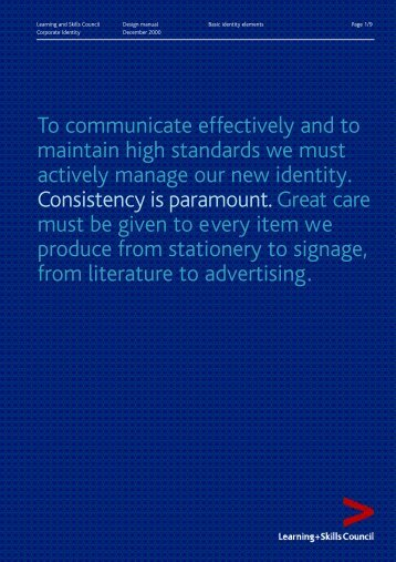 To communicate effectively and to maintain high standards ... - Agecin