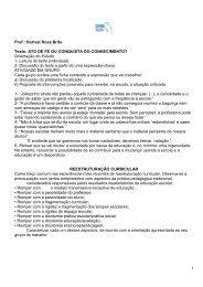 Atividades da aula - Drb-assessoria.com.br