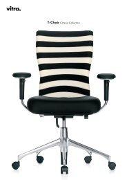 T-Chair Citterio Collection - La Europea