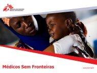 2012 (forecast) - Médicos Sem Fronteiras