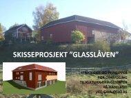 GLASSLÅVEN presentasjon - Hadeland