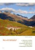 Meterspur - viel Bahn für wenig Aufwand (Deutsch) - Wer ist RAILplus - Seite 4