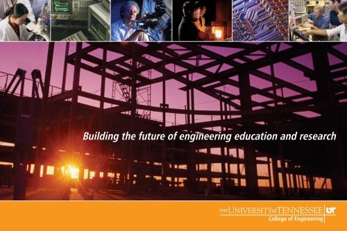 UT College of Enginering New Building Announcement