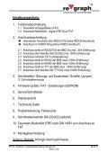 Feuerwehr-Anzeigetableau (FAT) nach DIN 14662 ... - regraph GmbH - Page 2