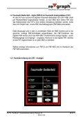 Feuerwehr-Anzeigetableau (FAT) nach DIN 14662 ... - regraph GmbH - Page 6