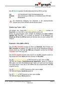 Feuerwehr-Anzeigetableau (FAT) nach DIN 14662 ... - regraph GmbH - Page 7