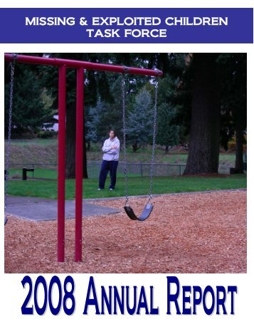 Missing and Exploited Children Task Force - Washington State Patrol