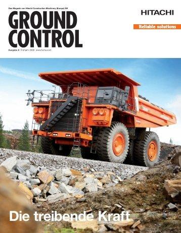 Die treibende Kraft - Ground Control Magazine