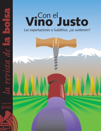 Mayo 03 - Bolsa de Comercio de Mendoza