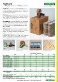 Adressen-Schutzfolien, Papierpackbänder, Papierkreppband - Seite 2