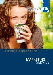 marketing - Meyer Stemmle