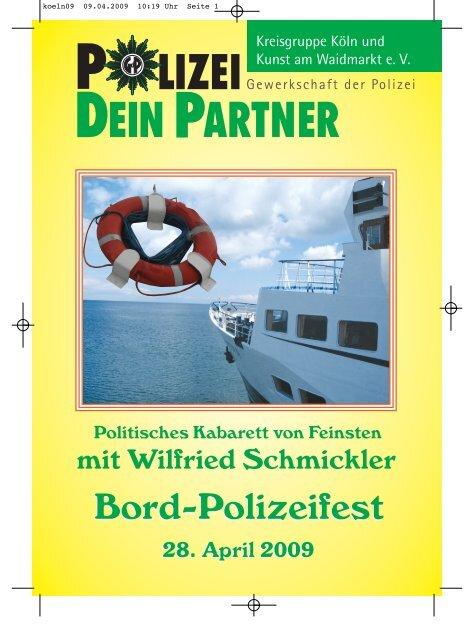 LIZEI EIN ARTNER - bei Polizeifeste.de
