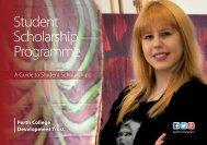 Scholarship brochure - Perth College