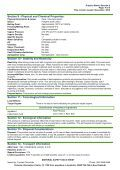 Descale It - MSDS - CYNDAN Chemicals - Page 4